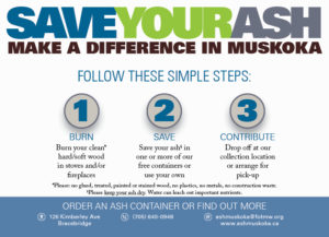 ASHMuskoka - as easy as 1, 2, 3